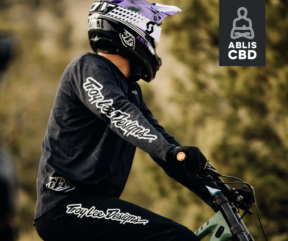 Meet Kyle Jameson, Mountain Biking Pro and Ablis CBD Advocate