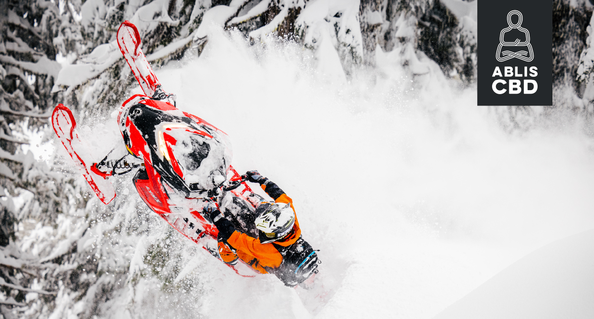 """Exploring Professional Snowmobiling with Skilled """"Sledder"""", Ross Robinson"""
